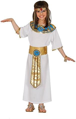 FIESTAS GUIRCA Egipcia niño Traje de Cleopatra: Amazon.es ...