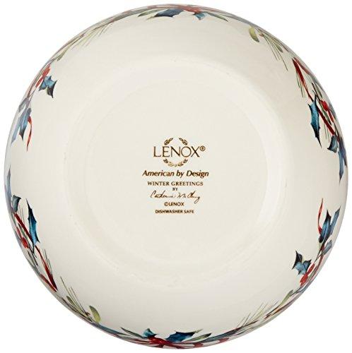 Lenox Winter Greetings Bowl,Ivory by Lenox (Image #5)
