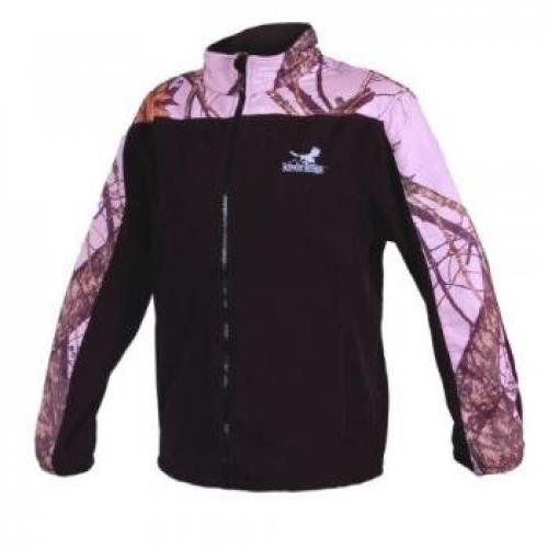 d4bc0221be4df KINGS RIVER Mossy Oak Womens Fleece Jacket at Amazon Women's Coats Shop