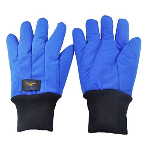 AINIYF Antifreeze Gloves Anti-liquid Nitrogen/low Temperature Resistant Cold Storage Low Temperature Cold Protection Protective Gloves/12.6inches by AINIYF (Image #2)
