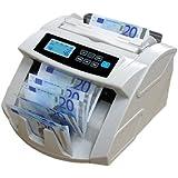 Monepass.eu - SF2250 Compteuse de billets avec triple détection des faux