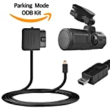 Snap N Go PU2 Quick Parking Mode DIY Hardwiring Kit Continuously Recording Micro USB Port Compatible with VANTRUE N2 N2 Pro dashcam dash camera car blackbox car recorder Uber Lyft driver For Sale
