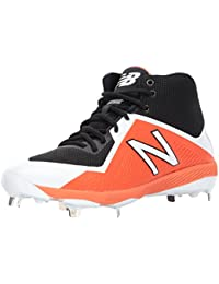 Mens M4040v4 Metal Baseball Shoe