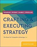 img - for Crafting & Executing Strategy: The Quest for Competitive Advantage: Concepts and Cases book / textbook / text book