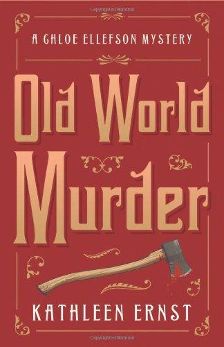 Download Old World Murder (A Chloe Ellefson Mystery) pdf epub