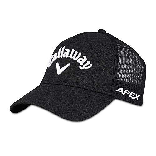 Callaway Golf 2019 Tour Authentic Trucker Hat, Black
