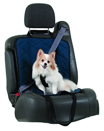 Petmate 11470 Seat Belt Travel Harness for Pets, X-Small, Black