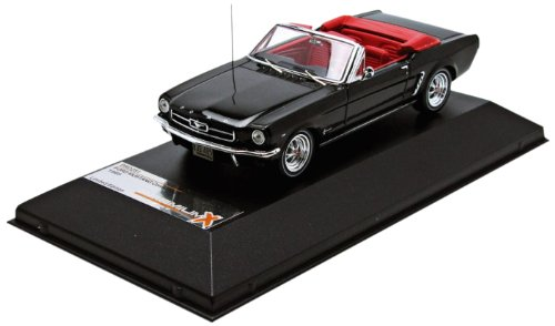 1/43 フォード マスタング コンバーチブル 1965 ブラック PRD251