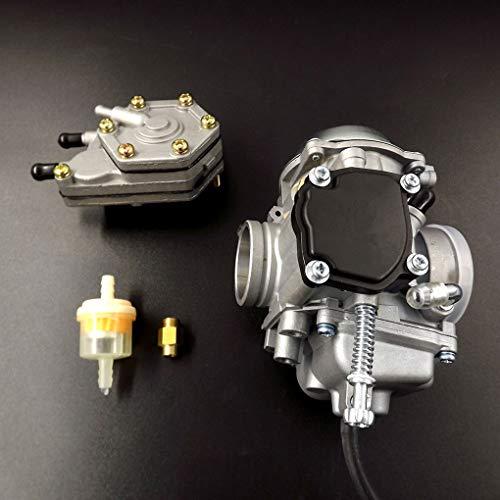 Topker Carburetor Replacement for Polaris Sportsman 500 Fuel Pump 4WD ATV Quad 1996-1998 Motorcycle Accessories by Topker (Image #7)