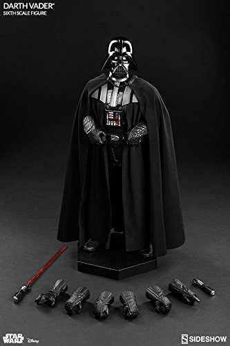 - Star Wars Return of the Jedi Darth Vader 1/6 12 Inch Action Figure (Sideshow Collectibles)