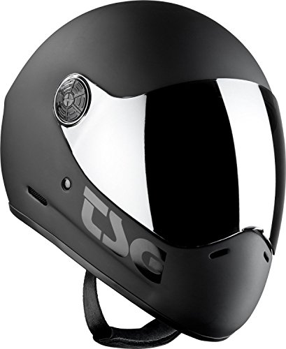 TSG Pass Helmet, Black, Large -