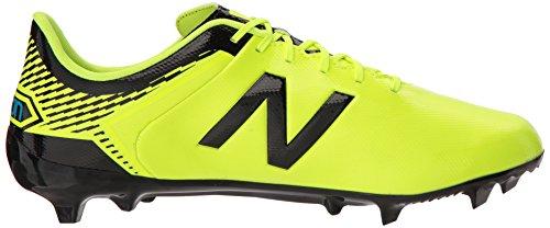 New Balance Mens Furon 3.0 Dispatch Fg Soccer Shoe Hi Lite / Maldive