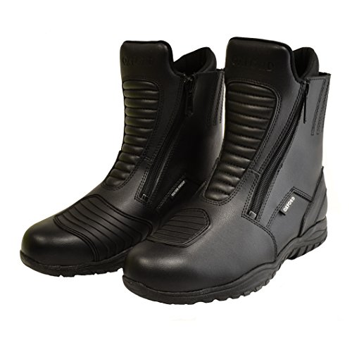 Motorcycle Boots For Short Men - 1