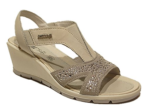 ENVAL SOFT Mujer Sandalias gris