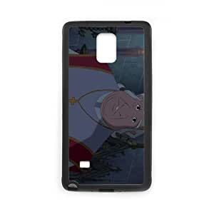 Samsung Galaxy Note 4 Cell Phone Case Black The Hunchback of Notre Dame Character The Archdeacon vhfr