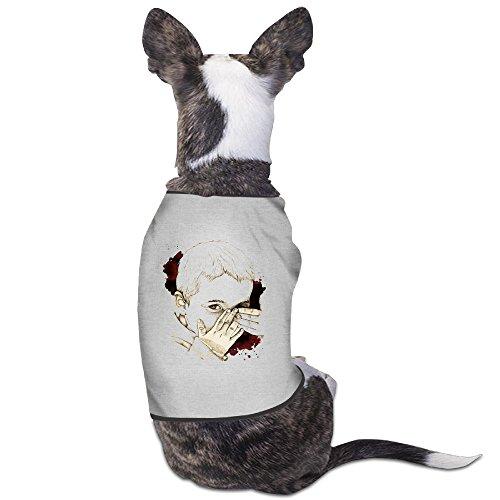 Child Clipart (Yo Ou Boy Clipart Sleeveless Costume Cute Pet Puppy Clothes T Shirt)