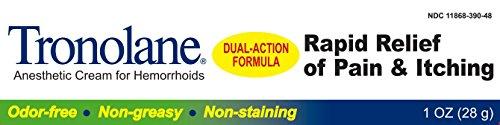 Tronolane Hemorrhoid Cream - 1 ()