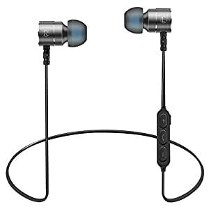 bfox bluetooth headphones sport bluetooth earbuds wireless bluetooth headsets noise. Black Bedroom Furniture Sets. Home Design Ideas
