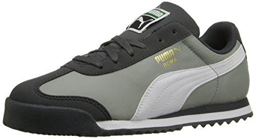 PUMA Roma Basic Summer JR Classic Style Sneaker (Little Kid/Big