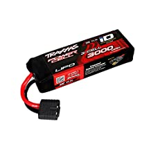 Traxxas 2830X 3000mAh 11.1V 3-Cell 20C LiPo Battery