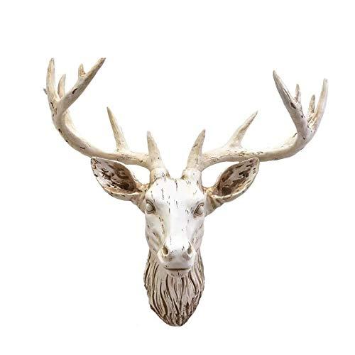 YJ Home Deer Mounted Decor