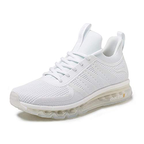 De Air Course Chaussures Hommes Pour Athletic Sports Onemix Running Blanc Sport Max Cushion 5dwAYqnnE