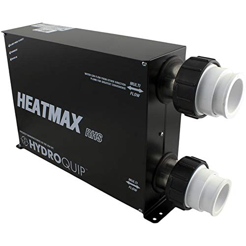 Hydro Quip Heater, HeatMax RHS 230v, 11kW, Weather Tight