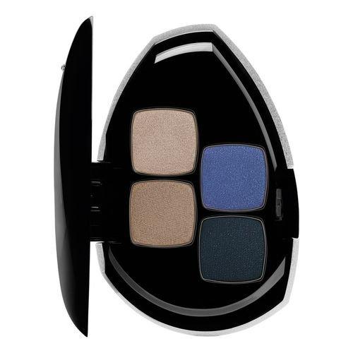 Linha Make B Boticario - Quarteto de Sombras Indigo 4 Gr - (Boticario Make B Collection - Indigo Eye Shadow Quartet Net 0.14 Oz)