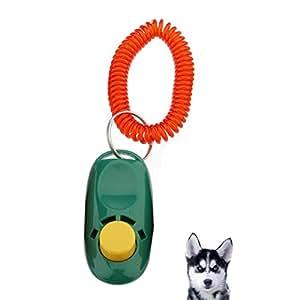CLICKER CLICK EDUCAZIONE ADDESTRAMENTO DI CANE ANIMALI