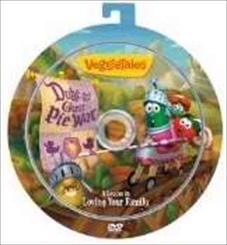 DVD - Veggie Tales: Duke & The Great Pie War (Grab & ()