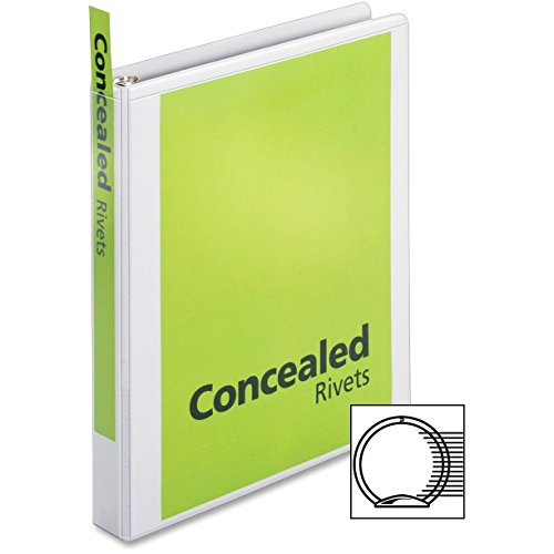 Concealed Rivet View Binder Letter - 5