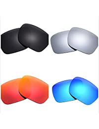 9861d2b476a Set of 4 Polarized Replacement Lenses for Oakley Holbrook Sunglasses  NicelyFit