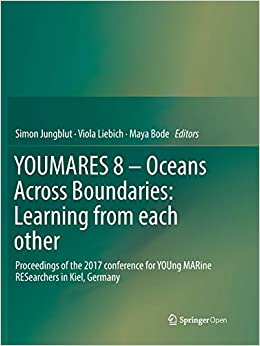 Youmares 8 - Oceans Across Boundaries: Learning from Each