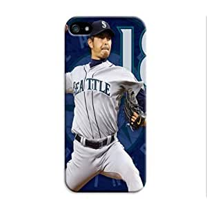 Baseball Seattle Mariners iphone 5/5s case cover for Customizable