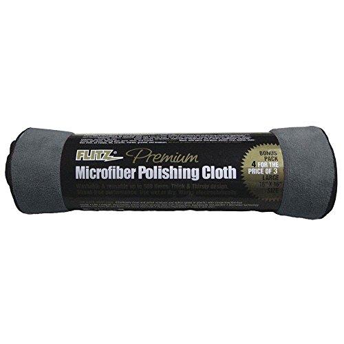 Flitz Microfiber Polishing Cloths - Flitz Microfiber Polishing Cloths - 16