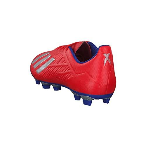 argent Rouge Da Uomo 4 bleu Calcio Fg Vif X 18 Scarpe Adidas Ow6xqz8nq