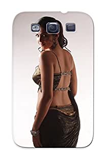 New Tpu Hard Case Premium Galaxy S3 Skin Case Cover(deeksha Seth Bollywood Celebrity Actress Model Girl Beautifulsmile ) For Christmas Gift