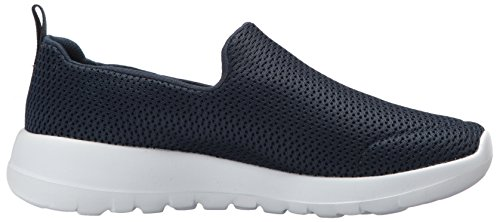 Skechers Performance Women's Go Walk Joy Walking Shoe,navy/white,5 M US by Skechers (Image #7)