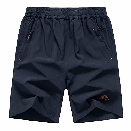 BIYLACLESEN Mens Climbing Shorts Causal Shorts Men