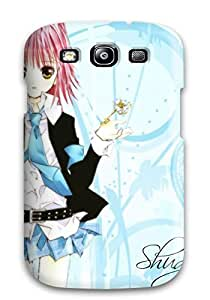 New Arrival Cover Case With Nice Design For Galaxy S3- Anime Shugo Chara