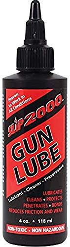 Slip2000 Gun Lube 4oz Bottle (2 Pack) by Slip2000
