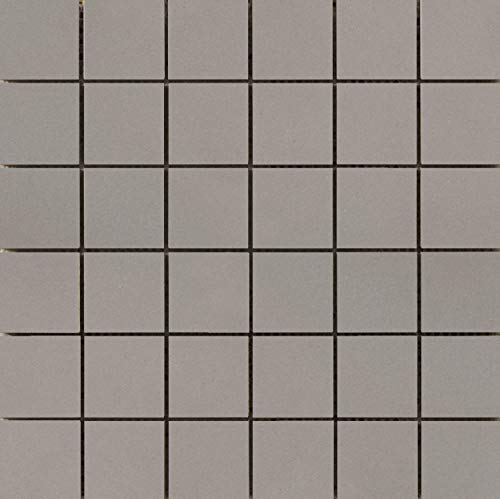 Emser Tile F95PERSGR1212PRMO Perspective Pure Gr Mosaic - Porcelain Tile, 12 x 12