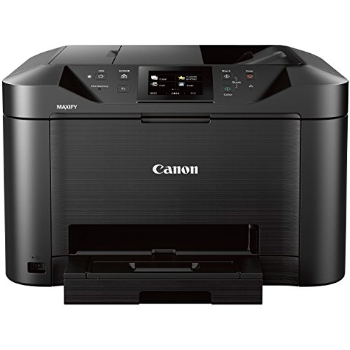 - Canon Office and Business MB5120 All-in-One Printer, Scanner, Copier and Fax, with Mobile and Duplex Printing