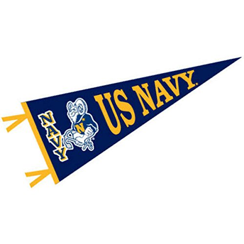- College Flags and Banners Co. US Navy Midshipmen Pennant 12