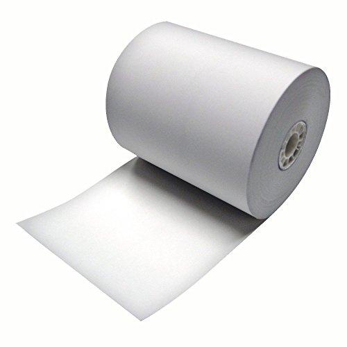 NCBP Thermal Cash Register POS Receipt Paper, 3 1/8