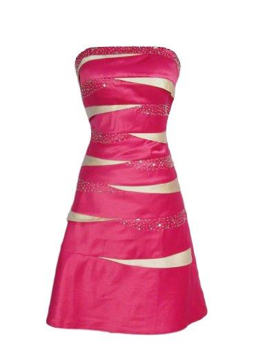 Hot Pink Kleid Fashion Y Alivila Damen wqI8aWpz7