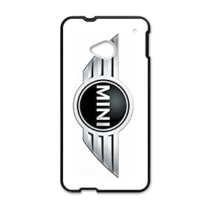 Happy Mini cooper sign fashion cell phone case for HTC One M7