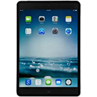 Apple iPad mini 2 with Retina Display MF069LL/A (16GB, Wi-Fi + Cellular 4G LTE UNLOCKED, Space Gray) (Certified Refurbished)