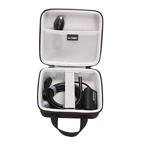 Wireless Endoscope Carrying Case - LTGEM Hard Case for Depstech Endoscope Borescope Inspection Camera (Compatible with Other Brands: Goodan, Shekar, Pancellent, Fantronic)