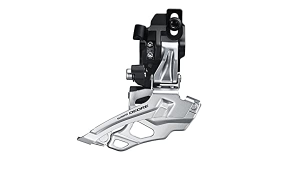 Shimano DEORE FD-M616-D 2x10 Speed Direct Mount Front Derailleur Silver